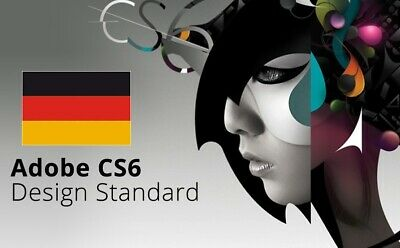 Adobe Design Standard CS6 Deutsch / WIN / Vollversion