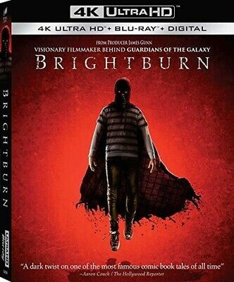 Brightburn (2019, Blu-ray NEUF)2 DISC SET