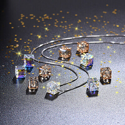 6mm DIY Crystal Loose Beads Accessories Pendant Earrings Square Elements Austria