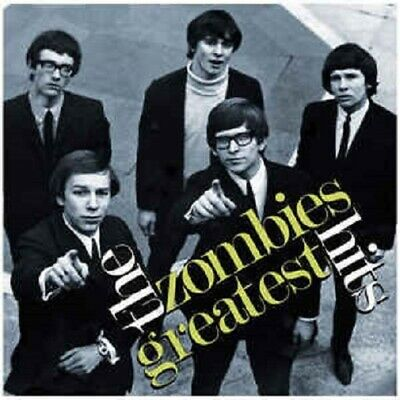 Zombies Greatest Hits limited edition 180gm vinyl LP NEW/SEALED