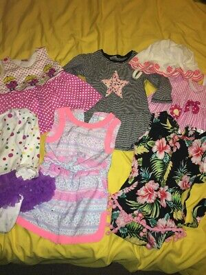 Girls Bulk Lot Size 1. Mixed Season. 7 Items..