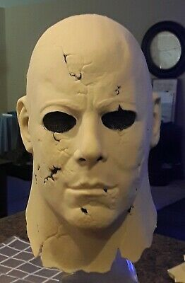 Destroyer h1 Rob Zombie RZ Michael Myers Halloween Mask Buried