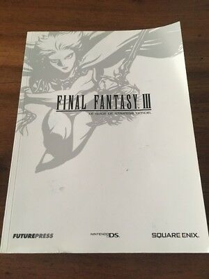 Guide Final Fantasy III 3 Square Enix