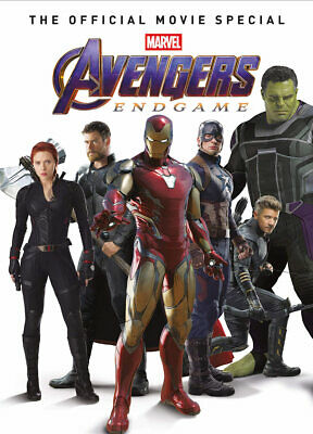 Avengers: Endgame The Official Movie Special Hardcover Edition (2019)