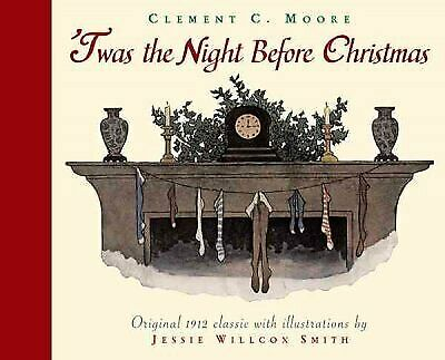 NEW - 'Twas the Night Before Christmas (Holiday Classics)