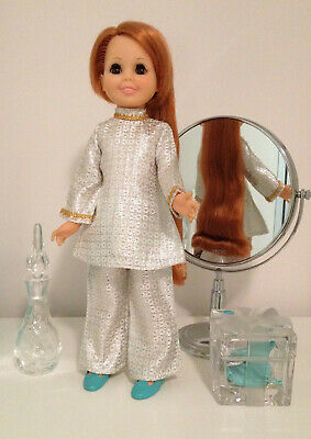 1971 Crissy Family Doll Ideal Cricket mint with rare aftermarket outfit