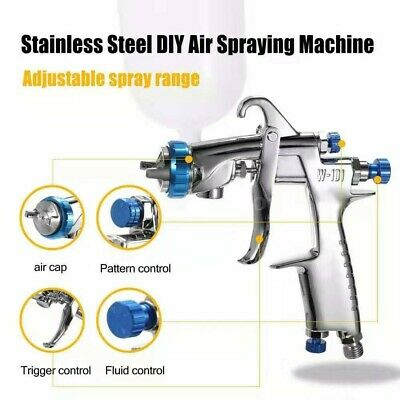 W-101 DIY Water Spray Machine1.3eed Fluid Cup Hand Manual Spraying Painting Tool