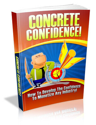 The Concrete Confidence to Monetize Any Industry eBook