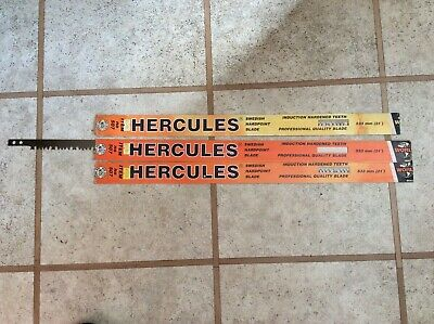 Hercules bow saw blades - unused old stock
