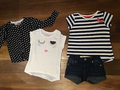 Cotton On Girls Clothing Bundle, Size 4