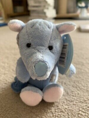 """Noo the Wildebeest # 79 Me To You 4/"""" Blue Nose Friends Collectors Plush"""
