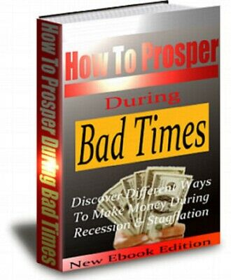 How To Prosper During Bad Times eBook PDF + Feedback