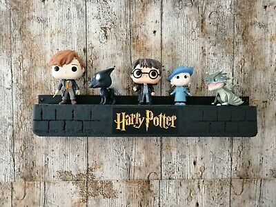 Harry Potter Funko Pops. Wall Display. Holds 6 Pops. Pop Vinyl.