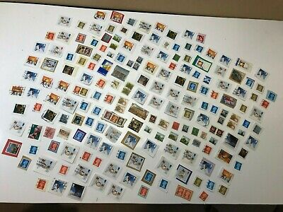 Huge Job Lot / Bundle Of Collectable Stamps (See Close Up Photos)