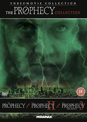 The Prophecy 1 2 3 Collection 3 DVD boxset 3 movies Christopher Walken