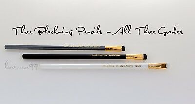 Palomino Blackwing 3 Pencil Set:  Blackwing, 602, Pearl - USA