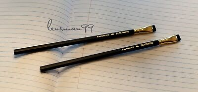 Blackwing Pencil Pair - Soft Graphite  - New - From USA - Two Pieces