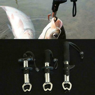 2X Floating Fisch Greifer Lip Grip Angeln Zangen Greifer Clamp Gripper Werkz GY
