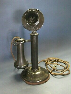 Antique Candlestick Telephone Western Electric Co