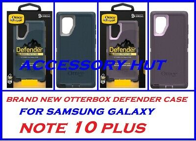 Brand New Authentic OtterBox Defender Case for Samsung Galaxy NOTE 10 PLUS ONLY