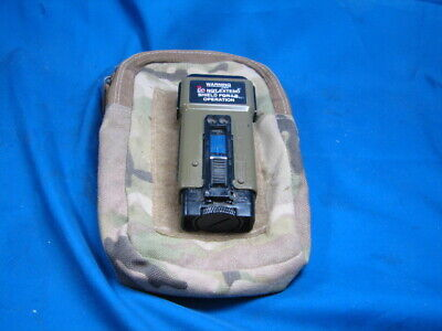 FRS/MS-2000M Military Strobe Light Distress Marker Signal Beacon IR Survival SAR