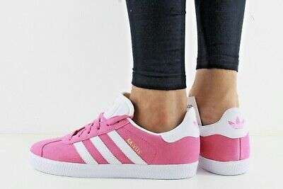 Adidas Originals Gazelle Womens Girls Trainers Shoes - Various Sizes