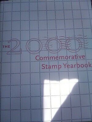 2000 US Commemorative Stamp Year Collection.Book only no stamps excellent cond