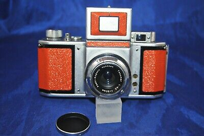 Vintage Asahiflex IIb Camera with new Skins