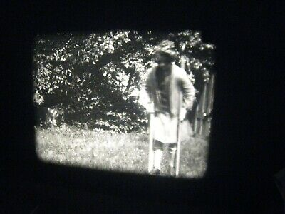 16mm Silent Home Movie..July 1929  # 3 New York,horse,flappers,etc