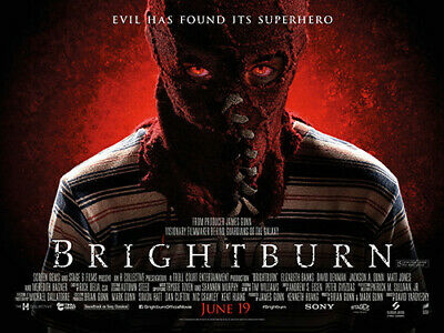 Brightburn (Blu-ray 2019) NEVER WATCHED BLU-RAY DISC ONLY READ DESCRIPTION