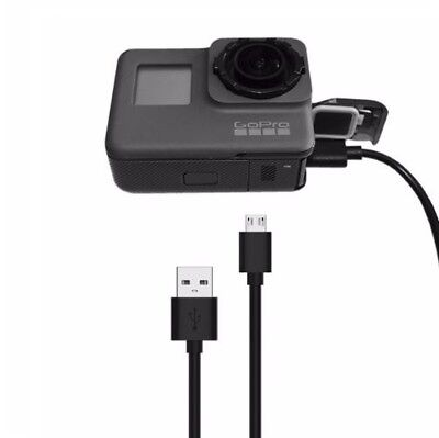 USB Charging Cable for GoPro HERO 7 White & HERO 7 Silver