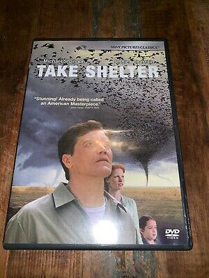 Take Shelter DVD Michael Shannon Jessica Chastain