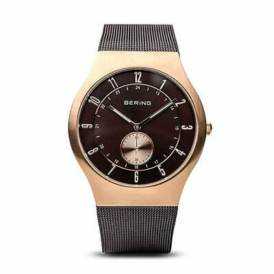 BERING Time 11940-265 Men Classic Collection Watch with Stainless-Steel Strap an