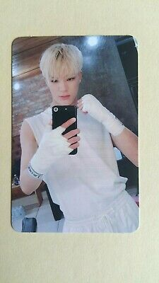 NCT dream We Boom The 3rd Mini album Official Photocard Photo card - Jeno A