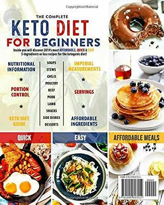The Essential Keto Diet for Beginners Paperback  by Dr. Suzy Shaw #2019:
