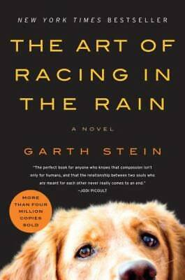 The Art of Racing in the Rain: A Novel by Stein, Garth