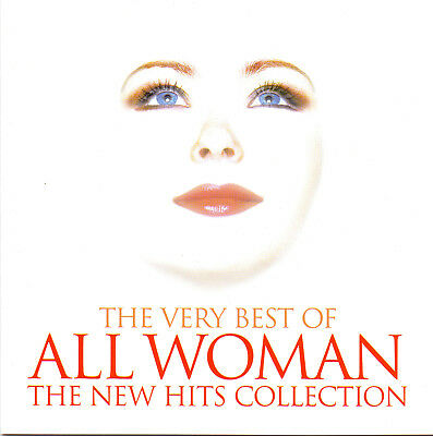 The Very Best Of All Woman Various Artists 2CD  2003 pre-owned