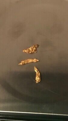 GOLD NUGGETS 0.64 from the golden triangle GRAMS (AUSTRALIAN NATURAL)