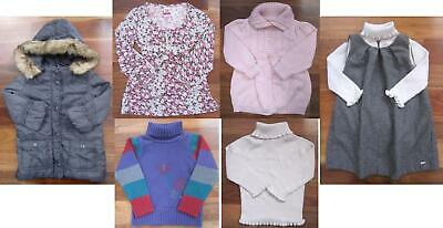 27. Bundle of Girl's Size 3 Winter Clothing (10 Items) FRED BARE, PUMPKIN PATCH
