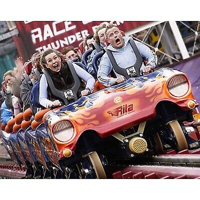 Alton Towers Tickets X2 Monday 2Nd Of September