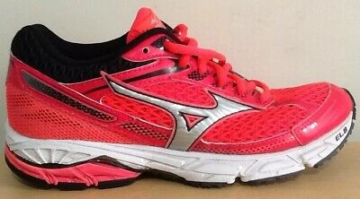 mizuno womens running shoes size 8.5 in europe real world