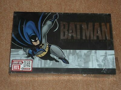 Batman Integrale Serie Animee Dvd Neuf Coffret Collector Prestige 1992