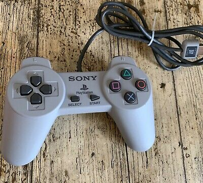 Sony Playstation Classic Console Genuine Replacement Controller Fully Working