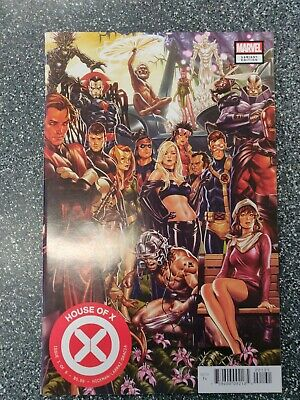 House of X #1 Brooks Connecting Variant