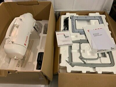Singer Futura XL-580 Embroidery and Sewing Machine - Brand New and Boxed