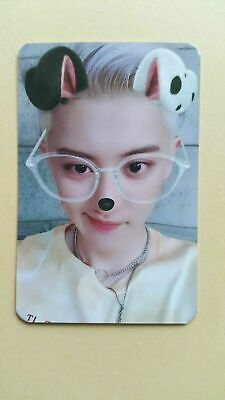 EXO -SC  Authentic Official PHOTOCARD WHAT A LIFE 1st Mini Album- Chanyeol  D