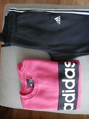 Adidas Energize Track set Ladies UK S