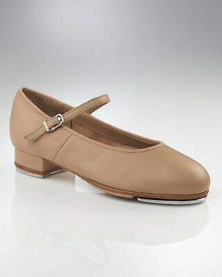 New Capezio Showtime Tapper Tap Shoes Colour Caramel size 9.5m #3802