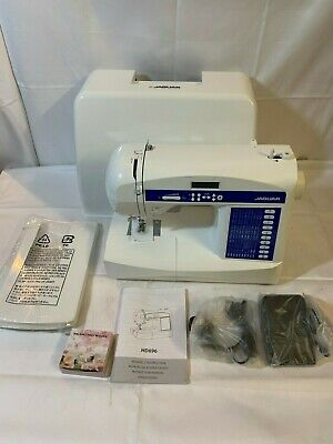 Jaguar HD696 Sewing Machine - Brand New and Boxed