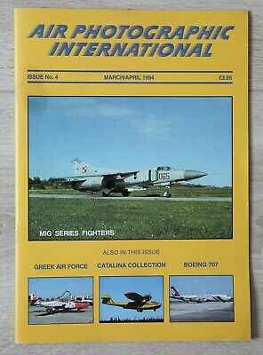 Air Photographic International 4 - mars - avril  1994 - Aviation - occasion